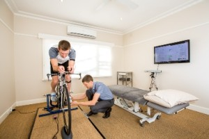 Cycling Physiotherapy Centre - Retul Bike Fit